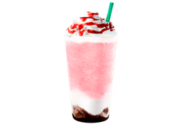 Merry Strawberry Mocha Frappuccino