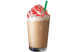 Cranberry Mocha Blanco Frappuccino