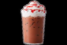 Iced Merry Strawberry Mocha Frío