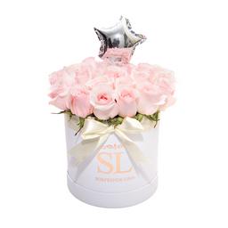 Box Full Roses Rosa