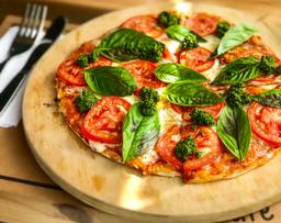 Pizzeta Caprese
