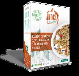 Ecoandino Hojuelas de Maíz Andean Flakes