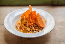 Ceviche a la Crema de Ají Amarillo