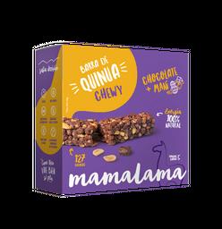 Mamalama Barras De Quinua Chocolate Maní
