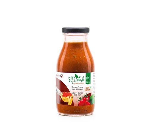 El Dorado – Salsa De Tomate Cherry Con Albahaca