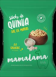 Mamalama – Sticks de Quinua con Sal de Maras (80gr)