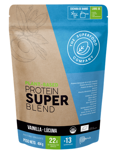 The Superfood Company – Proteína Vegana
