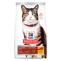 Hill's Alimento Adult Hairball Control 3.2 kg