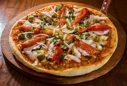 Pizza Bondiola al Cilindro