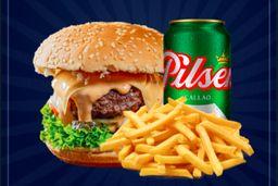 Combo Burgerbeer De Uno