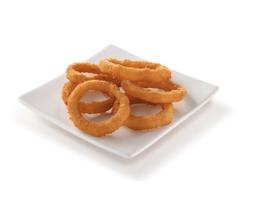 Onion rings x 6