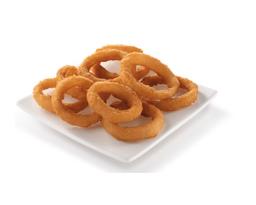 Onion rings x 9
