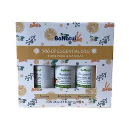 Be Natu Aceites Esenciales Limon-Mandarina-Bergamota