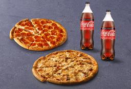 Super Combo Coca Cola Grande