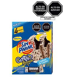 Ofertón Sin Parar Cookies & Cream