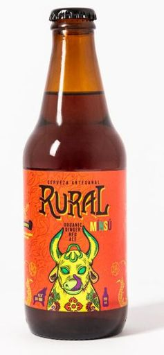Rural Ginger Organic Red Ale