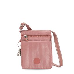 Cartera New Eldorado Metallic Rust