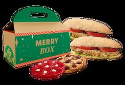 Merry Box Sandwich