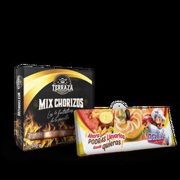 Combo Mix Chorizo + Sachets