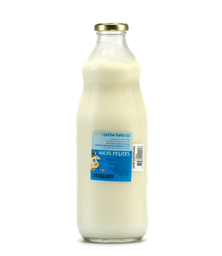 Leche Pasteurizada Vacas Felices 1 L