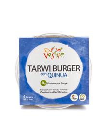 Tarwi Burger Veggie 360 g
