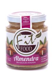 Fit Food Pasta Untable de Almendra