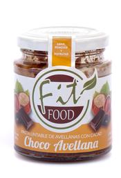 Fit Food Pasta Untable de Avellana Con Cacao