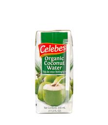 Agua de Coco Orgánico Celebes 330 ml