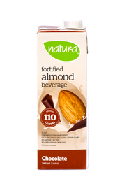 Natura Bebida De Almendras Sabor Chocolate
