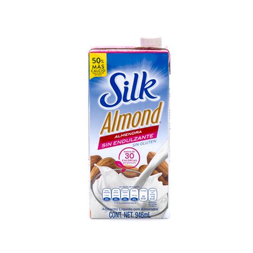 Almendra Silk Bebida De Sin Azúcar
