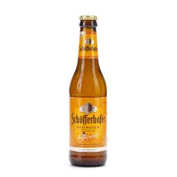Cerveza Sin Filtrar Schöfferhofer 330 Ml