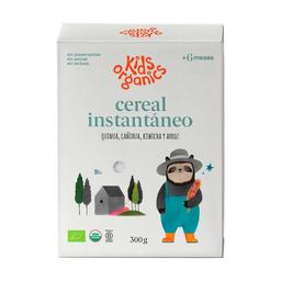 Kids Organics Cereal Instantánea