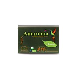 Amazonia Chocolate Dark 98% De Cacao Con Stevia