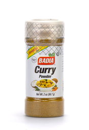 Badia Curry En Polvo Libre De Gluten
