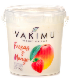 Vacas Felices Yogurt Aflanado Natural
