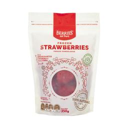 Fresas Congeladas Berries del Perú 350 g