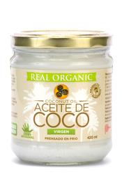 Real Organic Aceite de Coco Virgen