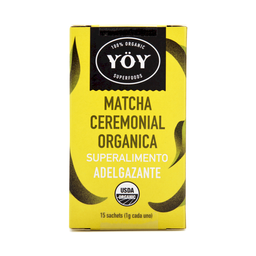 Superfoods Matcha Ceremonial Orgánica