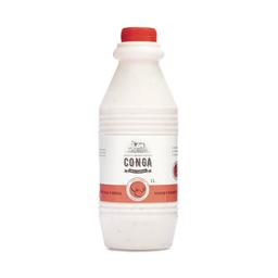 Lácteos Conga Yogurt Probiótico Tuna Y Fresa