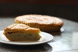Pastel de Alcachofa Porcion