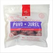 Alimento Hant Gato Pavo-Jurel 800 Gr