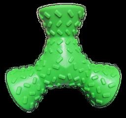 Tecnopets Mordedor Triangulo Treats Verde