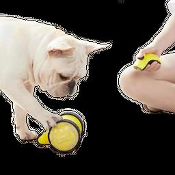 Monstar Juguete Minirobot Amarillo
