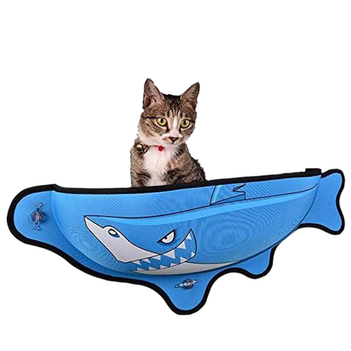 Tecnopets Cama de Gato Diseño Shark