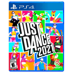 PlayStation Videojuego PS4 Just Dance 2021