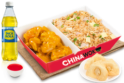 Chinabox Lemon Chicken