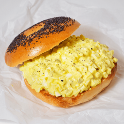 Bagel de Egg Salad