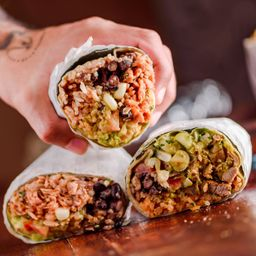Arma tu Tremendo Burrito