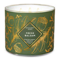 Vela 3 Mechas Fresh Balsam