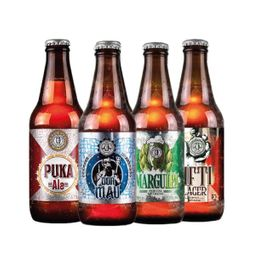 Four Pack Banderas 330 ml